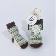 Spruce Baby Sock: 13-15