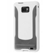 COCASES Dual-Design Case for Samsung I9100 Galaxy S2 - Samsung Dual-Design Case (Pearl White/Clear)
