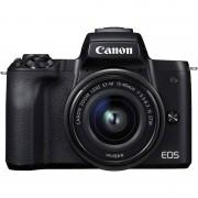 Canon M50 24MP WiFi Negra + Objetivo EF-M 15-45mm F3.5-6.3 IS STM