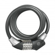 ABUS Raydo Pro 1450/185 slot TexKF zwart 2018 Fietssloten