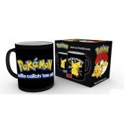 Cjay Pokemon Heat Change Mug Pikachu