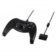 Controller Combat Bow PS2 Hama, cu fir, Negru