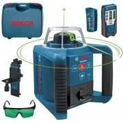 BOSCH GRL 300 HVG Nivela laser rotativa cu laser VERDE (300 m)