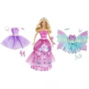 Barbie Mattel W2930 Princess Fantasy Dress Up Doll