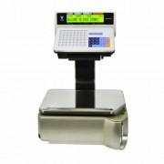 Cantar Digi SM-5100EV, 6/15 kg, suport afisaj, display 2 linii