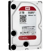 HDD WD 2TB Red, SATA3, Intellipower, NAS,20EFRX (WD20EFRX) (36mj)