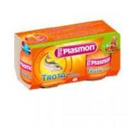 Plasmon (Heinz Italia Spa) Plasmon Omog Trota/verd 80gx2p