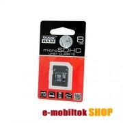 MEMÓRIA KÁRTYA TransFlash 8 GB (microSD - Class 10, UHS-1) + SD adapter
