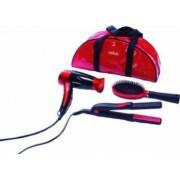 Kit voiaj pentru ingrijirea parului Medicura M350 Uscator + Placa + Perie