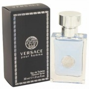 Versace Pour Homme For Men By Versace Eau De Toilette Spray 1 Oz