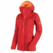 Mammut - Nordwand Pro Hooded Jacket Women taille XS, rouge