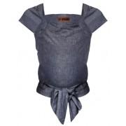 ByKay nosítko MEI TAI Classic Dark Jeans (vel. baby)