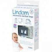 Торбички за стерилизация в микровълнова, 44275 Lindam, 5019090442756