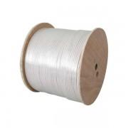 Venton Koax Sat Kabel Venton RG6Q-KU 130dB Kupfer 4fach HQ 300m Rolle Koaxialkabel