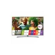 Smart TV 4K LG LED 75 Ultra Slim com Magic Mobile Connection, WebOS