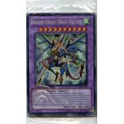 YuGiOh Dragon Knight Draco-Equiste (secret) CT07-EN003, Archfiend of Gilfer (super) CT07-EN014, The Wicked Dreadroot (super) CT07-EN015, Dark Armed Dragon (super) CT07-EN016 & Dragonic Knight (super) CT07-EN017 Set
