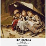 Sub umbrela
