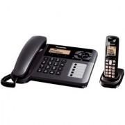 Panasonic SingleLine KX-TG3651 BX Combo Digital Cordless Telephone