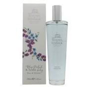 Woods of windsor blue orchid & water lily eau de toilette 100ml spray
