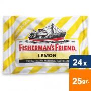 Fisherman's Friend - Citroen Suikervrij - 24x25gr