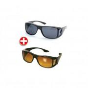 Látásjavító vezetést segítő szemüveg készlet 2db HD Vision