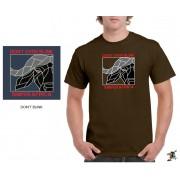 """Sniper Men """"Don't Blink"""" T-Shirt (Putty)"""