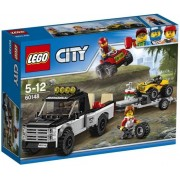 LEGO City: ATV versenycsapat 60148