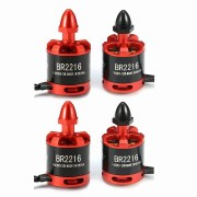 4X Racerstar Racing Edition 2216 BR2216 1400KV 2-4S Brushless Motor For 350 380 400 450 RC Drone FPV Racing