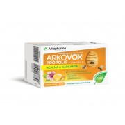 Arkovox Propolis+ Vit. C Mel/Limao 24 Pastilhas