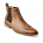 Croft Camden Shoes Tan FLP698