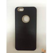Твърд гръб за iPhone 6/6S кожа с метална рамка