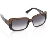 Fendi Over-sized Sunglasses(Blue)