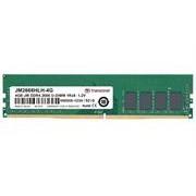 Transcend 4GB DDR4 2666MHz Desktop Memory, Retail