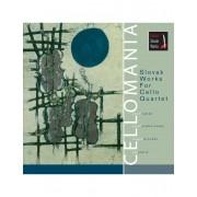 CELLOMANIA - Slovak Works For Cello Quartet