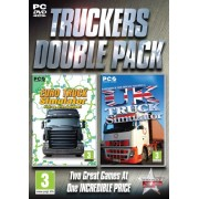 Truckers Double Pack - Euro Truck and UK Truck Simulator (PC DVD) (UK IMPORT)