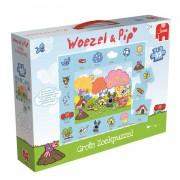 Jumbo Woezel & Pip grote zoekpuzzel - 53 stukjes