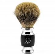 Frank Shaving Rakborste Mattsvart Modena Pure Badger