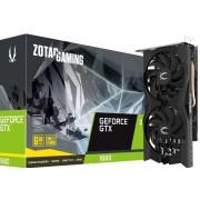 ZOTAC GAMING GeForce GTX 1660 Twin Fan - Grafische kaart - GF GTX 1660 - 6 GB GDDR5 - PCIe 3.0 x16 - HDMI, 3 x DisplayPort
