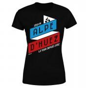 ALPE D'HUEZ Women's T-Shirt - Black - S - Black