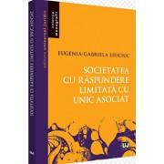 Societatea cu raspundere limitata cu unic asociat/Eugenia Gabriela Leuciuc