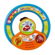 Vtech Spin and Explore Steering Wheel, Multi Color