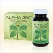 Immunrendszer erősítése kapszula/instant por - Alpha 20C