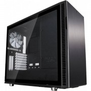 Carcasa Fractal Design Define R6 Black Tempered Glass