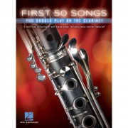 Hal Leonard - First 50 Songs You Should Play On The Clarinet
