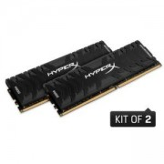Памет Kingston HyperX Predator 16GB (2x8GB) DDR4 PC4-28800 3600MHz CL17, KIN-RAM-HX436C17PB4K2/16