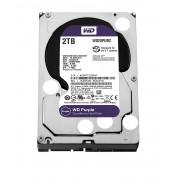 HDD WD *purple* 2 TB para Seguranca / Vigilancia / DVR - WD20PURZ