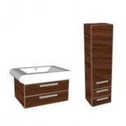 Koupelnová skříňka s umyvadlem Dona 75 A 3.9.3.9.