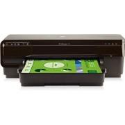 CR768A HP OfficeJet 7110 (cr768 a) A3 Printer (4800 x 1200 dpi, USB, Wifi, Ethernet, eprint, airprint, Cloud Print) Zwart, ja