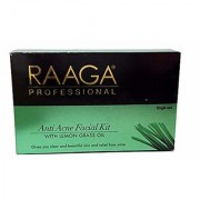 Raaga Professional 7 Steps Anti-Acne Facial Kit 43 g