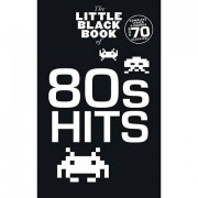 Music Sales The Little Black Songbook of 80's Hits Songbook